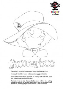 Colour Me Farmerboe